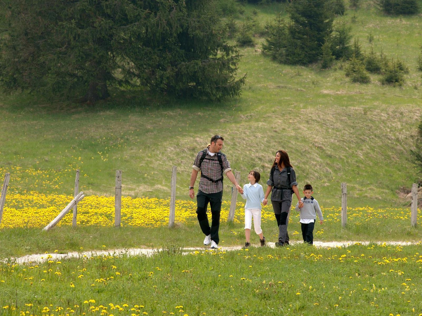Family Hotel Folgaria per famiglie e bambini - Seggiovia